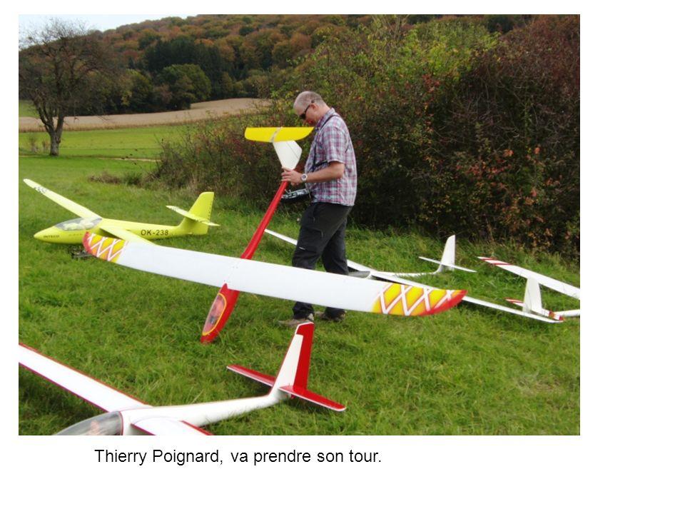 Thierry Poignard, va prendre son tour.