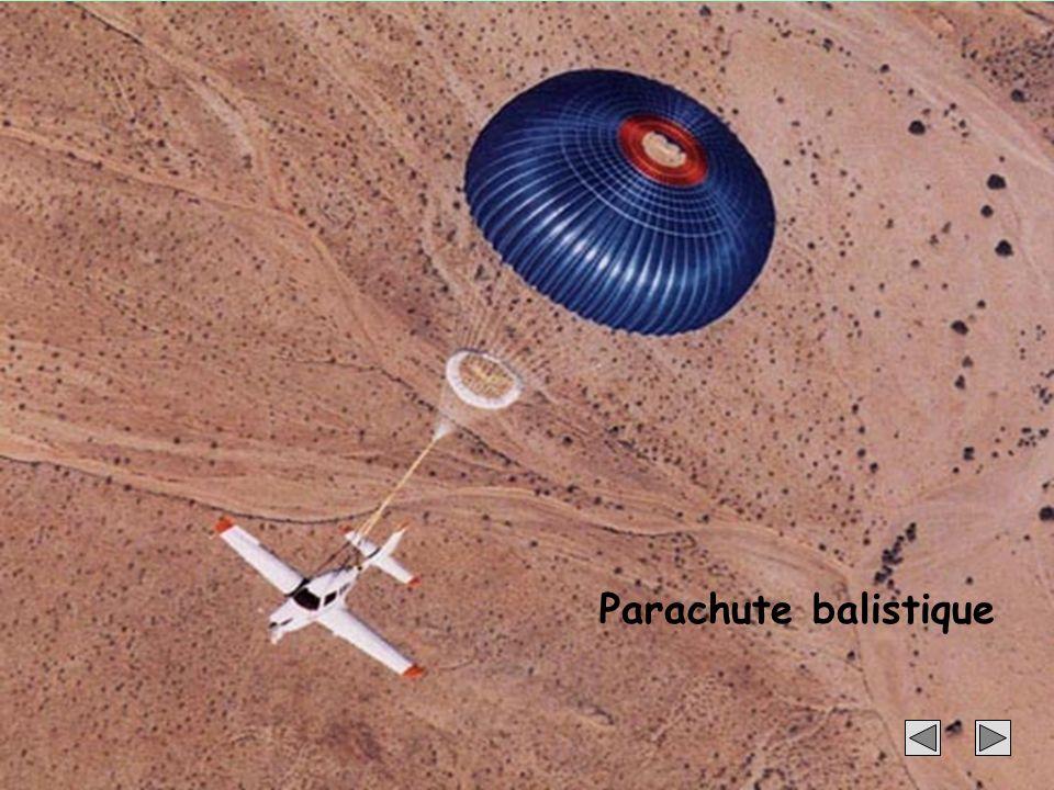 12 Parachute balistique