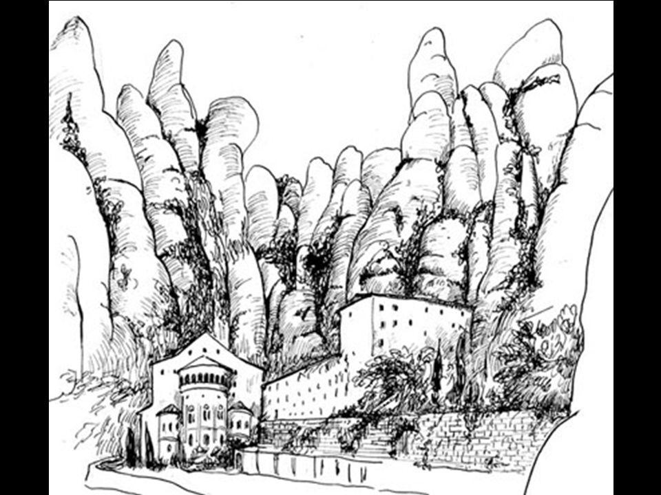 Le monasrère Montserrat est une chapelle depuis lan 888. Il a été fondé en 1025 par labbé Oliba Ripoll. La dédicace eut lieu en 1560 et les armées nap