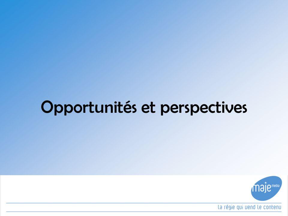 Opportunités et perspectives