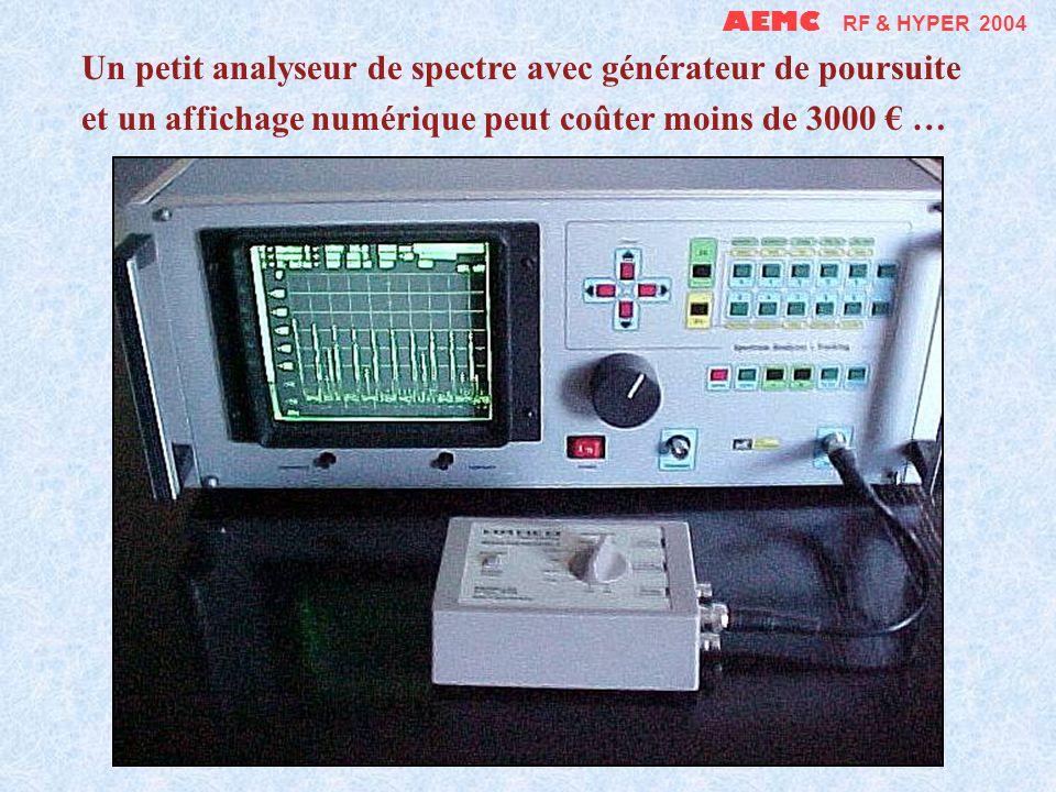 AEMC RF & HYPER 2004 Il existe de très bons ouvrages en français, plus pérennes et moins chers que les normes ! 150 TTC 90 TTC 430 pages 680 pages