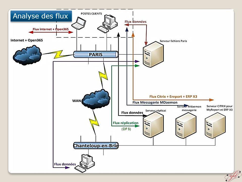 Analyse des flux (DFS)