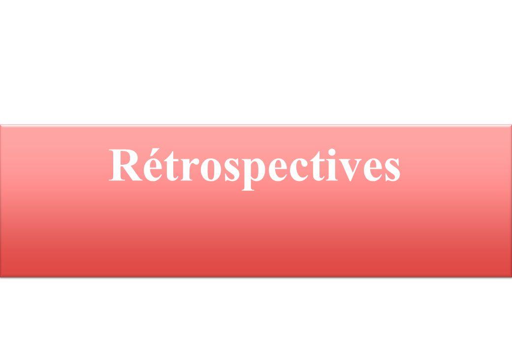 Rétrospectives