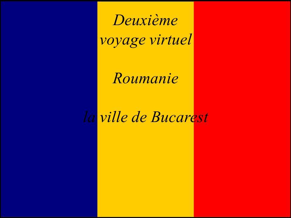 Les informations générales Bucarest est la capitale de la Roumanie.