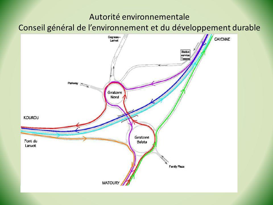 Autorité environnementale Conseil général de lenvironnement et du développement durable