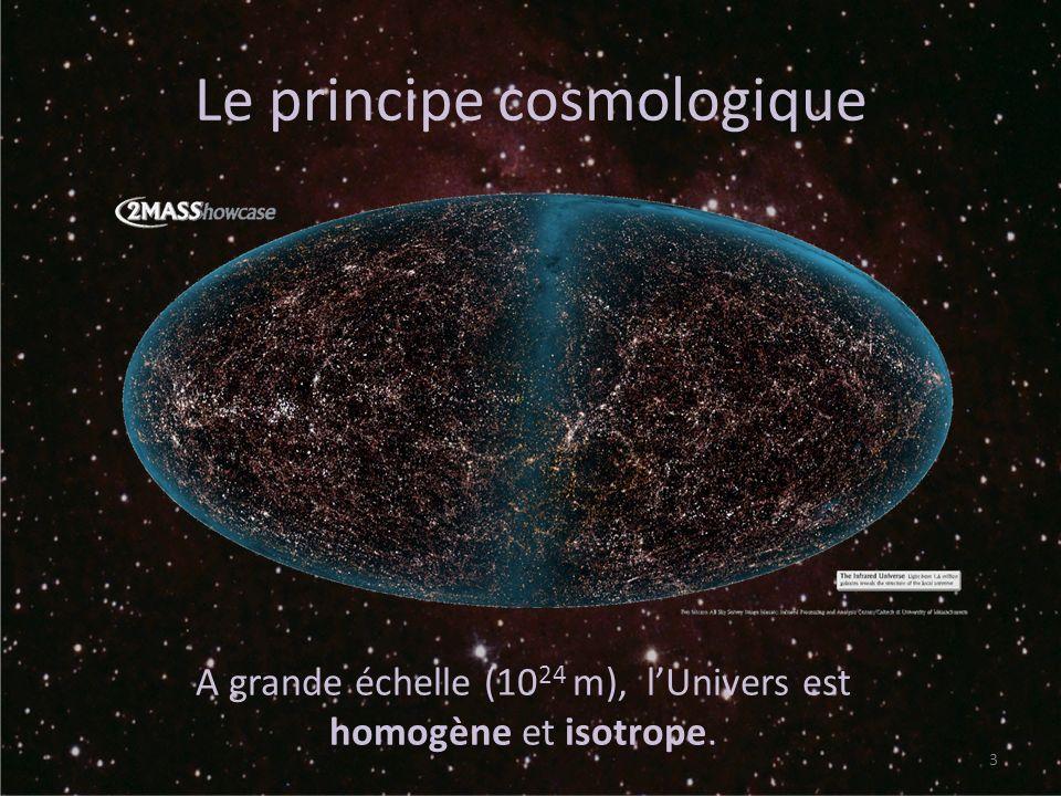 La nucleosynthèse primordiale Nucleosynthèse primordiale et stelllaire Création des premiers noyaux Pourquoi après 3 min .