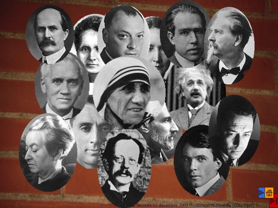 Chantal Secours-13 décembre 2000-Production Multimédia (EDU-7492) Albert Einstein (1879-1955) Début dune nouvelle carrière politique Supporte les Nations Unies 2 e président de lÉtat dIsraël BONUS