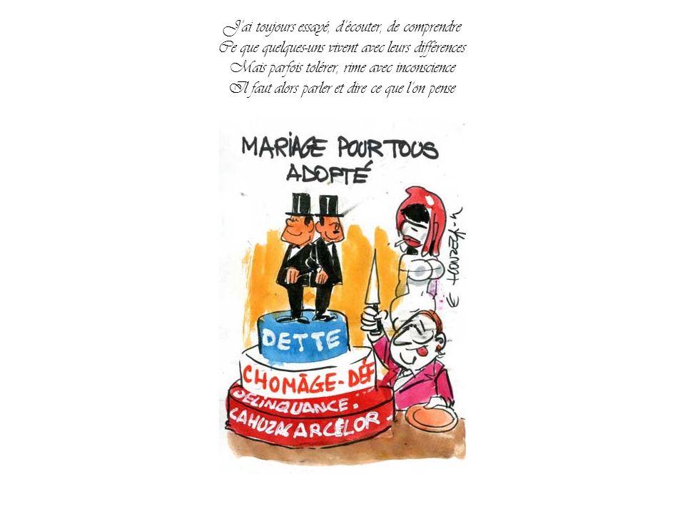 Yves Duteil Le Débat Le mariage pour tous Par Nanou et Stan
