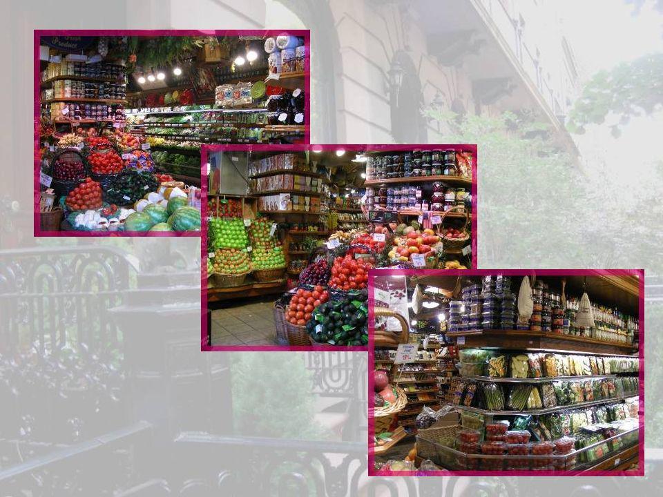 Le quartier abrite un magnifique magasin dalimentation où lon trouve des produits du monde entier…
