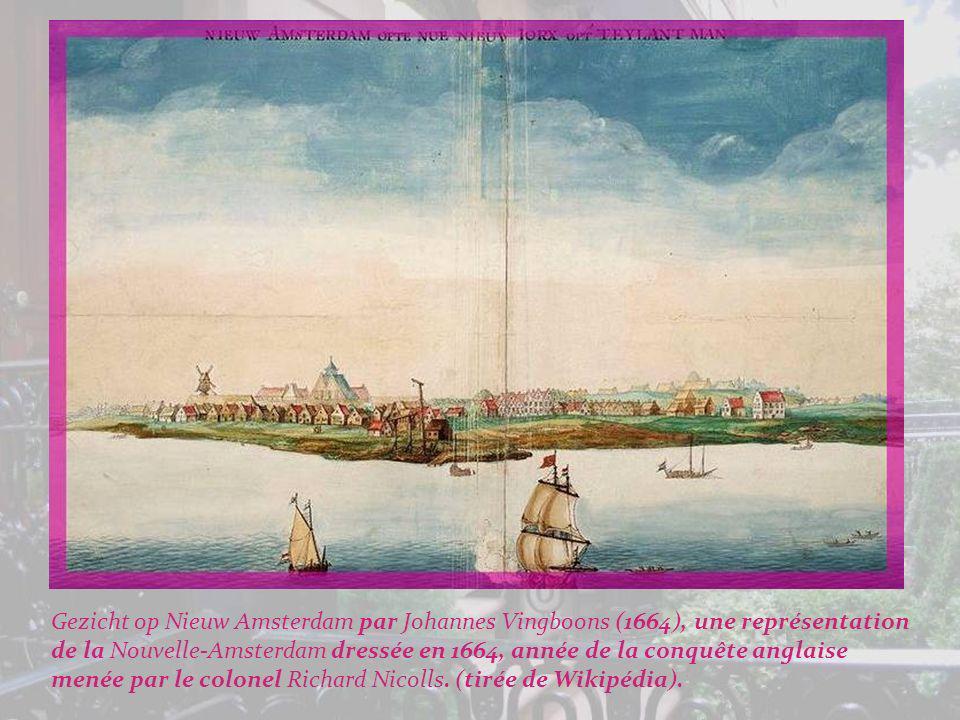 A lemplacement de la ville de New York vivaient, avant la colonisation, plusieurs tribus dIndiens qui subsistaient grâce à la chasse, la pêche et la c