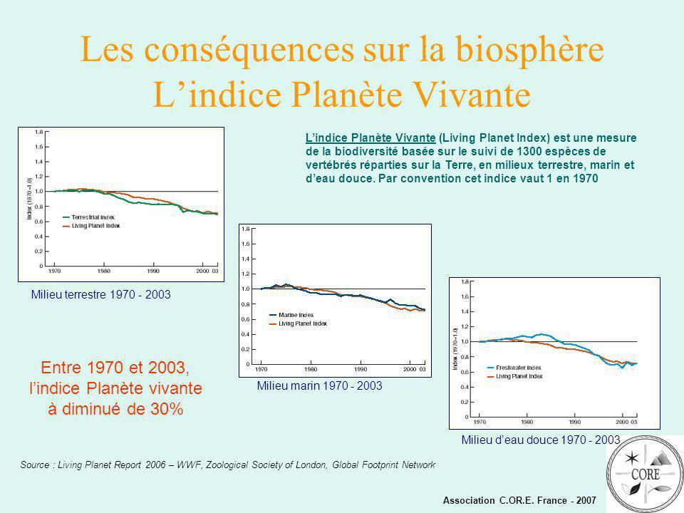 Association C.OR.E. France - 2007 Epitre de Paul aux Colossiens 1, 15-20