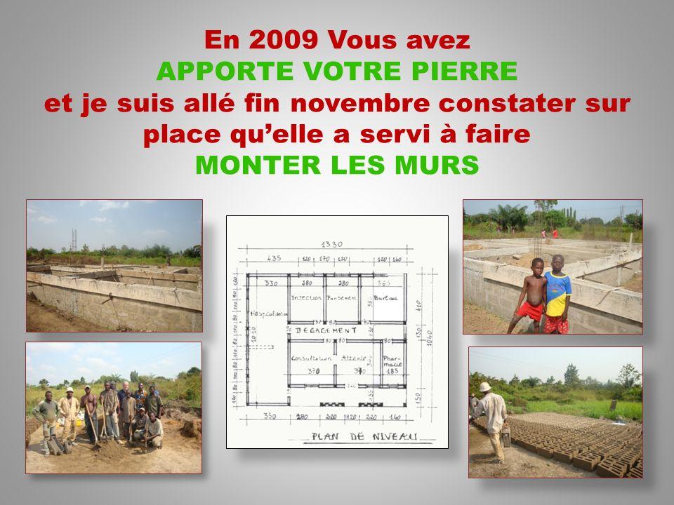 LE CENTRE DE SANTE EST SORTI DE TERRE ! WOMEN OF AFRICA TOGO