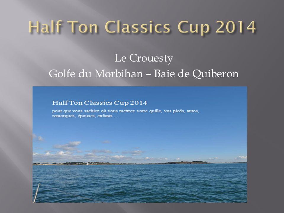 Le Crouesty Golfe du Morbihan – Baie de Quiberon