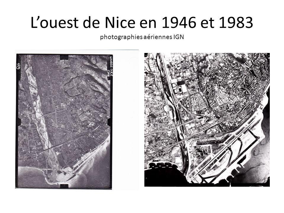 Les dynamiques dans lunité urbaine de Nice
