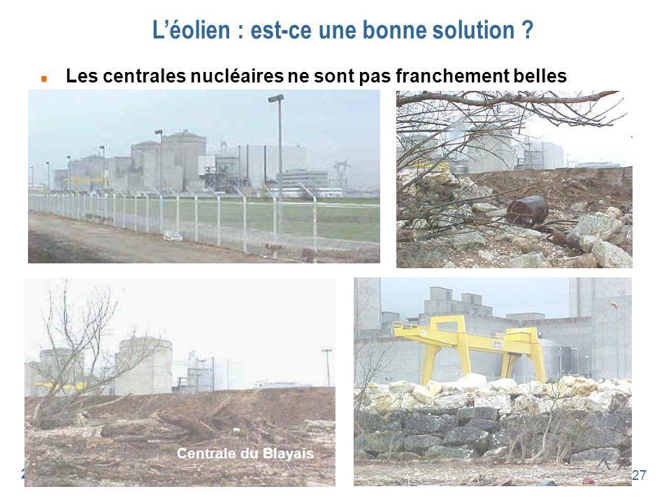 2010 Page 28 Léolien : est-ce une bonne solution .