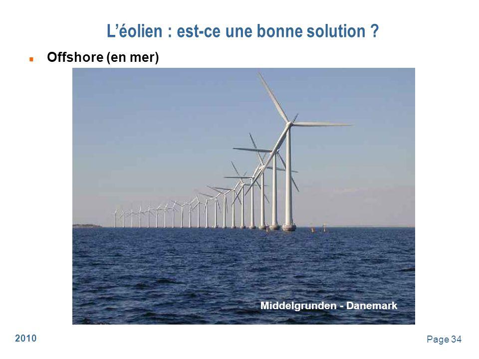 2010 Page 35 Léolien : est-ce une bonne solution ? Lastours - Aude