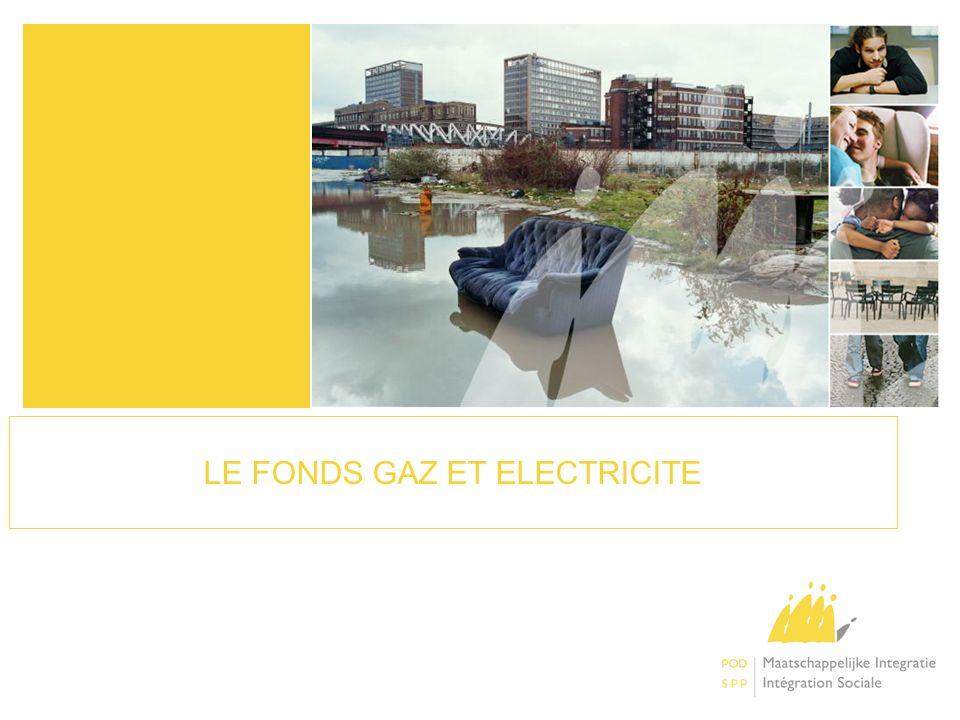 LE FONDS GAZ ET ELECTRICITE