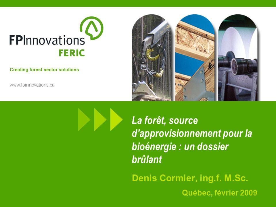 Systèmes de récupération Systèmes de récupération de biomasse Adaptés à la source de biomasse Adaptés au procédé de conversion Choix de léquipement approprié Logistique de transport