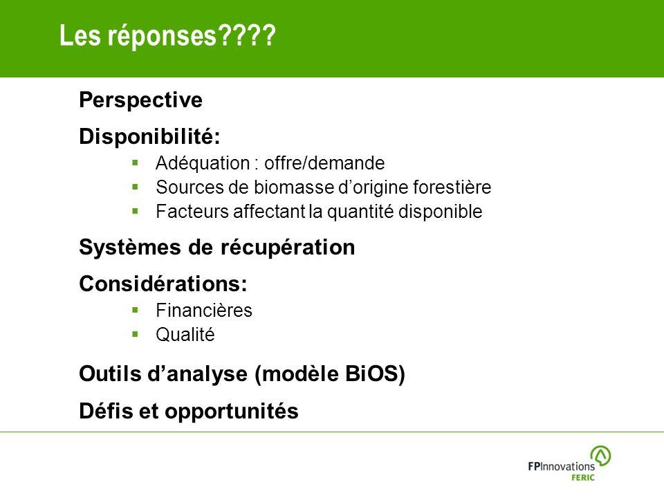 Disponibilité: Facteurs affectant la quantité disponible Disponibilité potentielle Disponibilité technique Biomasse totale Disponibilité économique .