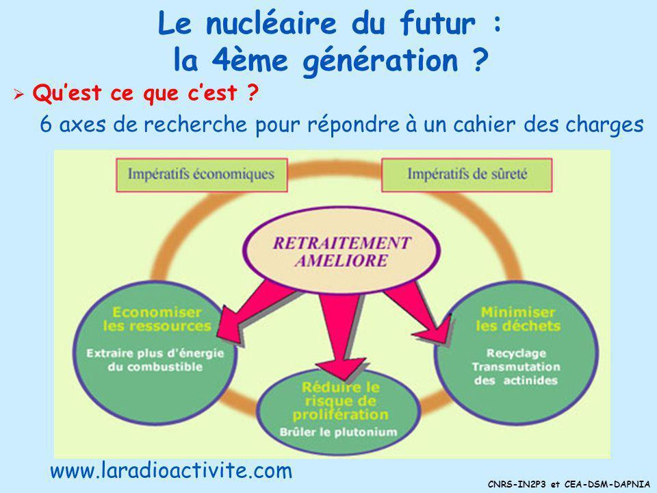 CNRS-IN2P3 et CEA-DSM-DAPNIA Stockage des déchets très radioactifs Les déchets sont vitrifiés et coulés dans des containers métalliques © CEA puis sto