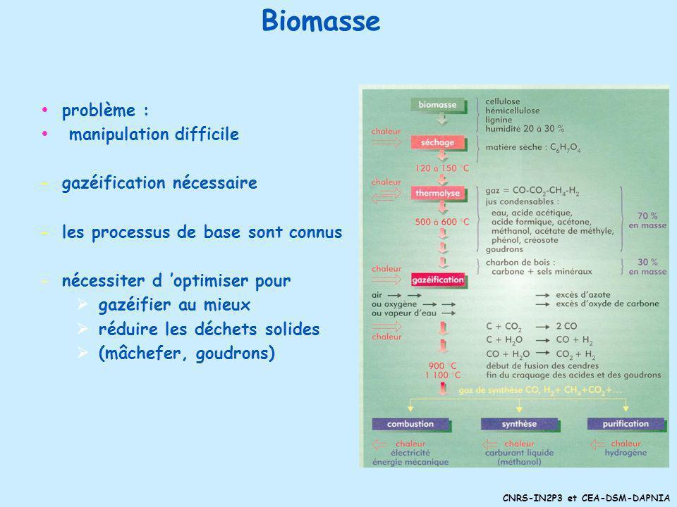 CNRS-IN2P3 et CEA-DSM-DAPNIA Le nucléaire du futur Réserves : on multiplie les réserves en utilisant aussi les noyaux fertiles Déchets : il ne reste q