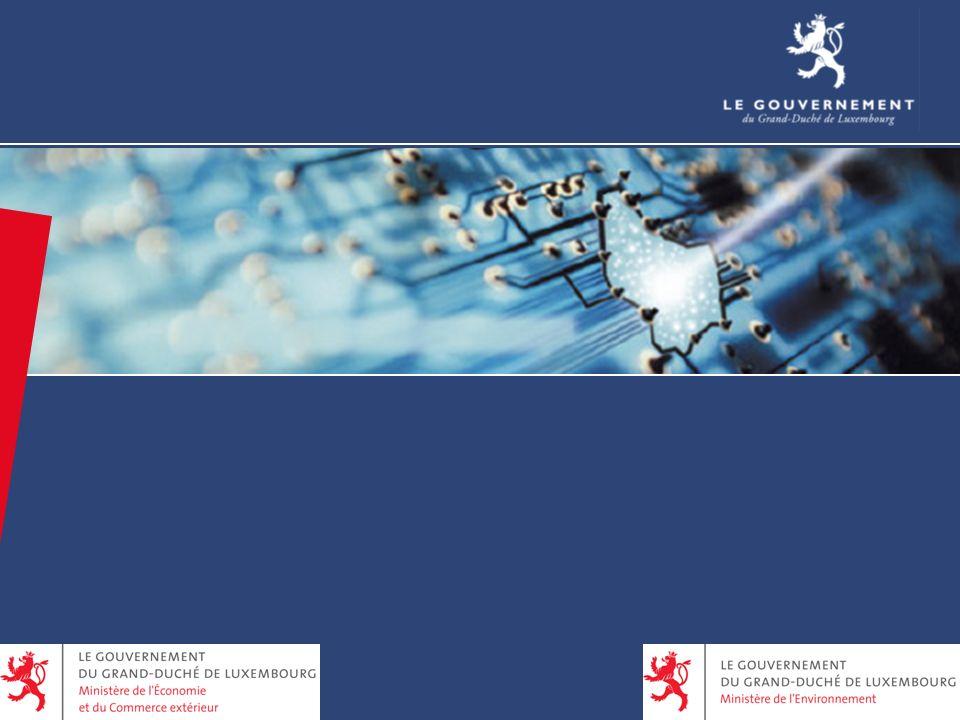 2 Aides pour la promotion de lutilisation rationnelle de lénergie et la mise en valeur des sources dénergies renouvelables Conférence de Presse du ministre de lEconomie et du Commerce extérieur et du ministre de lEnvironnement Luxemburg, le 25 juillet 2007