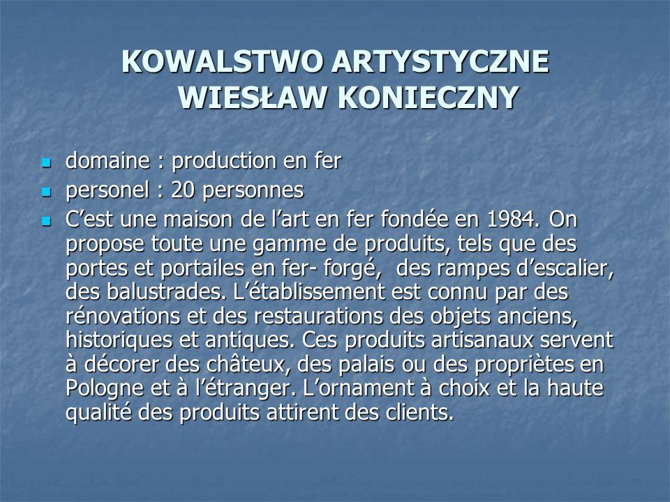 WYTWÓRNIA OPAKOWAŃ KARTONOWYCH MARIAN GÓRNY WYTWÓRNIA OPAKOWAŃ KARTONOWYCH MARIAN GÓRNY Barłożnia, 64-200 Wolsztyn Tel.: +48 68 384 54 96 Fax: +48 68 347 29 65 e-mail: wok@wolsztyn.info www.wok.wolsztyn.info