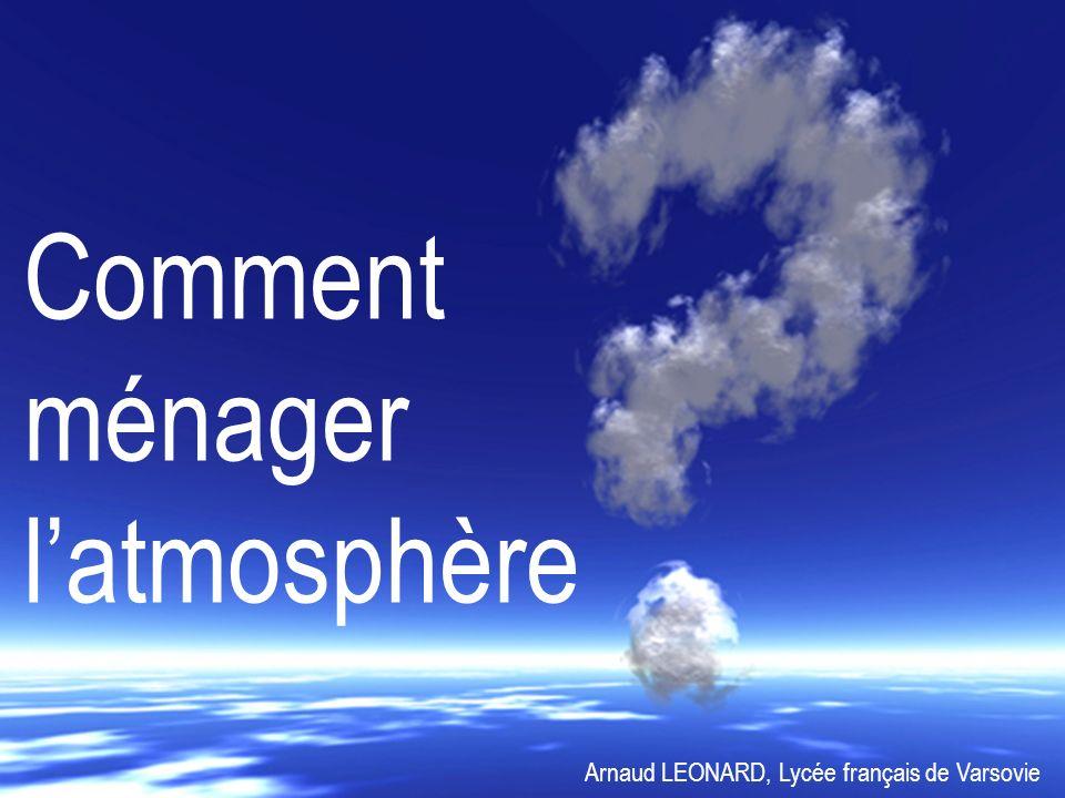 Le réchauffement climatique : bilan global www.airqualitynow.eu La Terre a déjà connu d autres périodes de réchauffement de ses températures.
