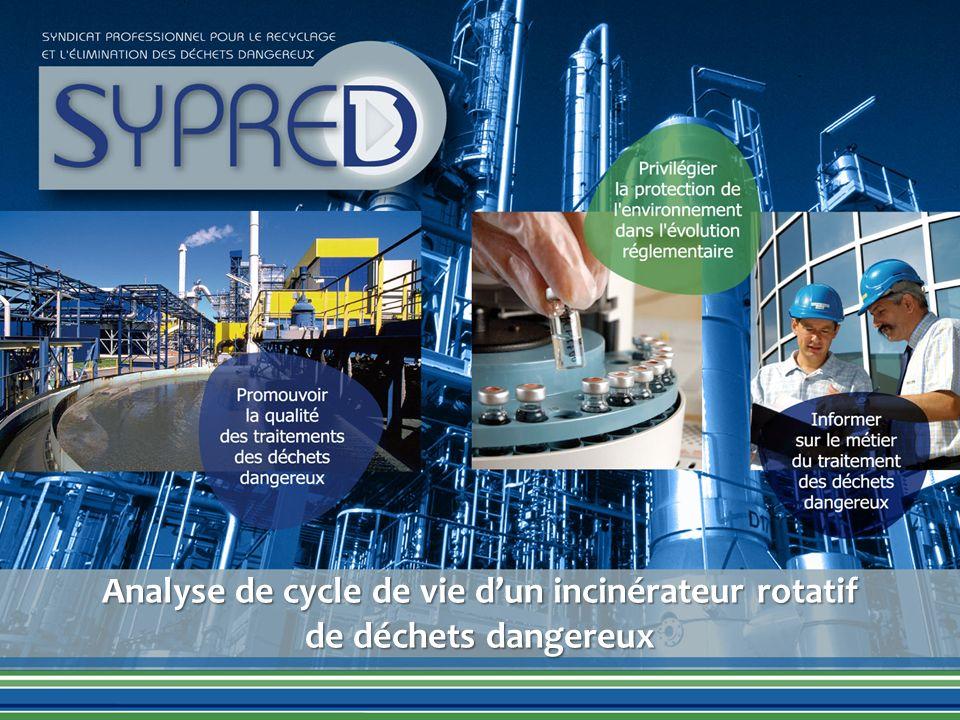 1 Analyse de cycle de vie dun incinérateur rotatif de déchets dangereux