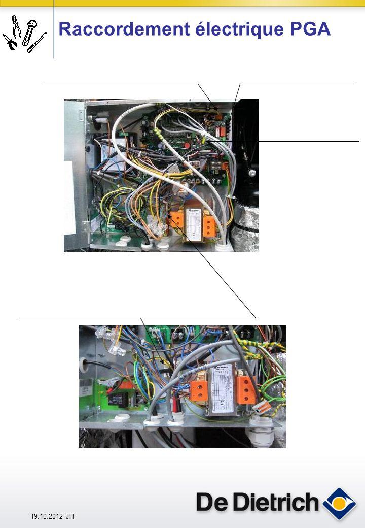 19.10.2012 JH Raccordement électrique PGA