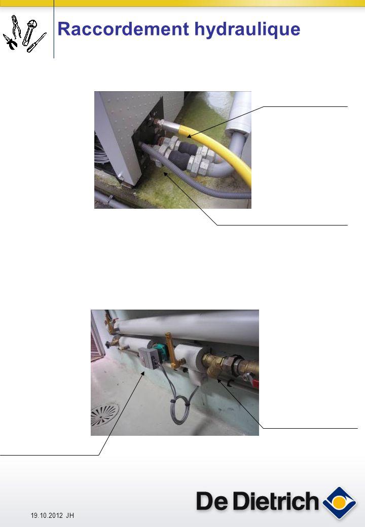 19.10.2012 JH Raccordement hydraulique