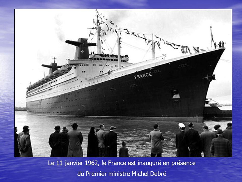 Parce qu il nétait plus rentable il fut vendu en 1979, le France est finalement racheté par l armateur norvégien Knut Ulstein Kolster, propriétaire de la Norwegian Carribean Line.
