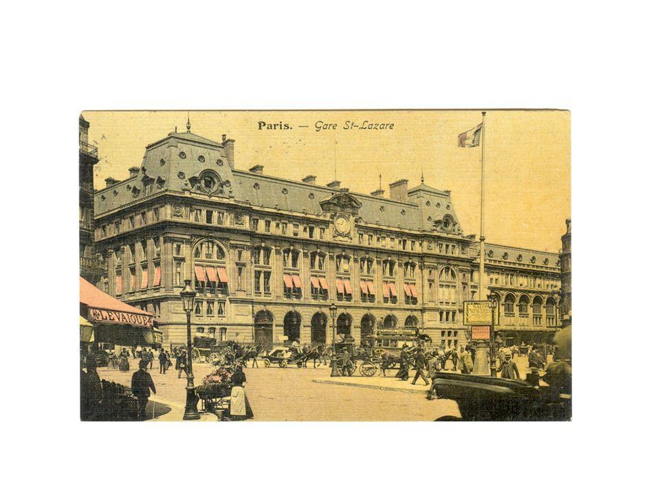Il est pris la décision de relier la gare du Pecq à Saint-Germain par un chemin de fer dit « atmosphérique ».