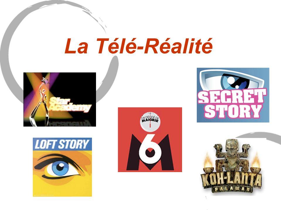 La Télé-Réalité