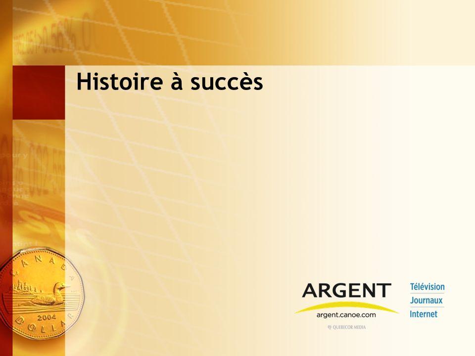 Histoire à succès