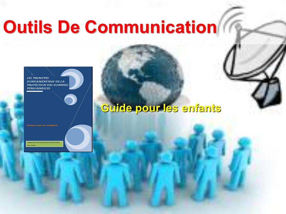 Outils De Communication Guide pour les enfants