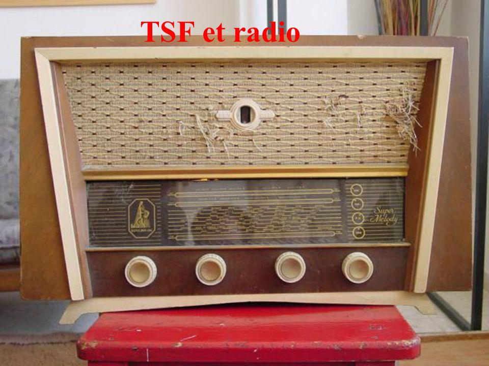 TSF et radio