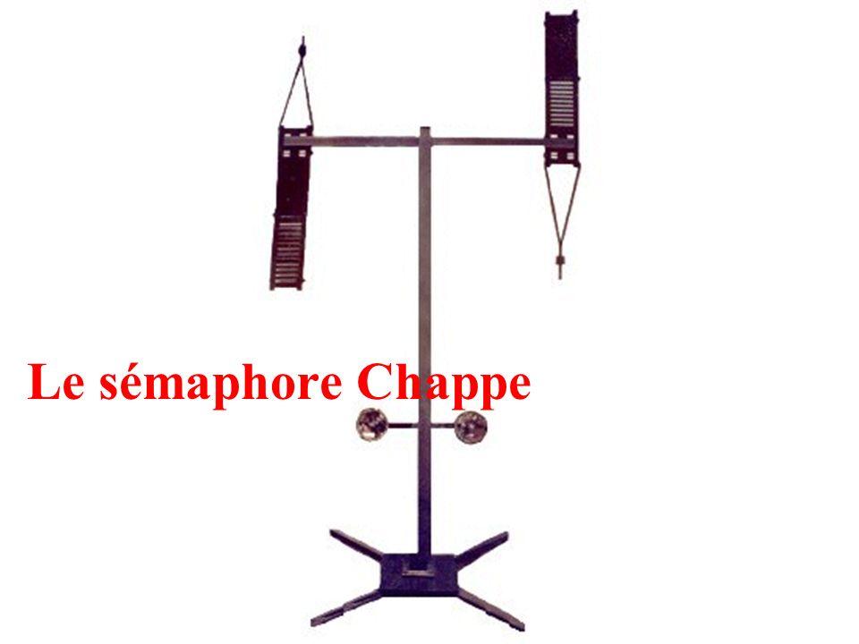 Le sémaphore Chappe