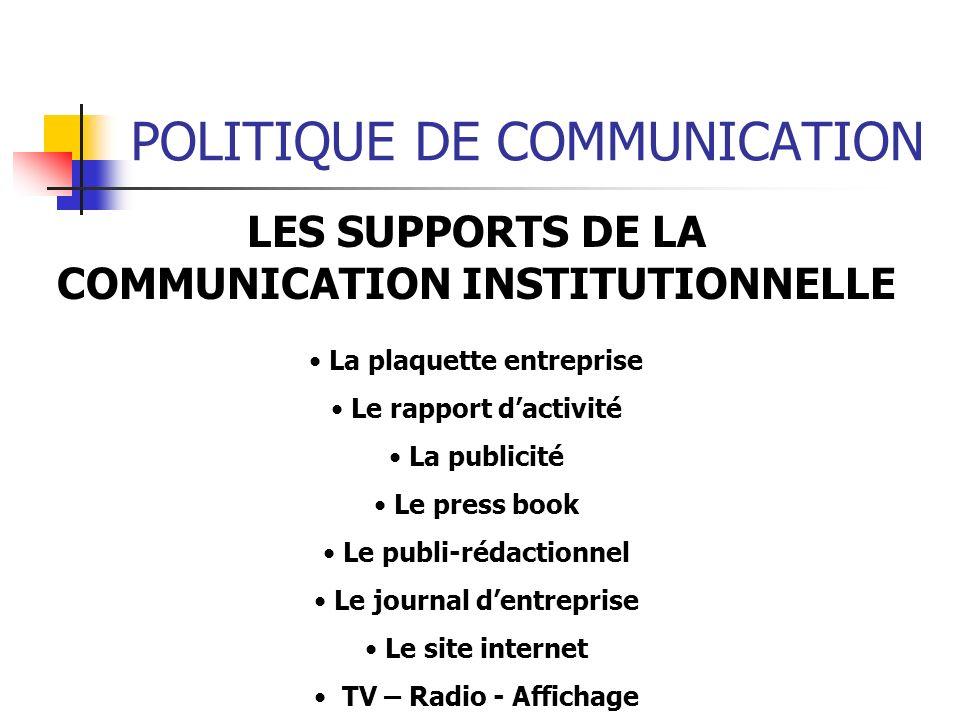 POLITIQUE DE COMMUNICATION LE MARKETING DIRECT Loral: Constitué essentiellement par le télémarketing.