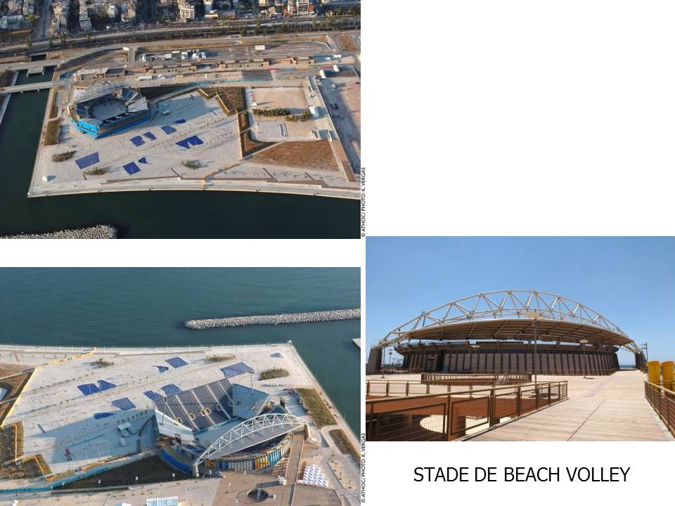 STADE DE BEACH VOLLEY