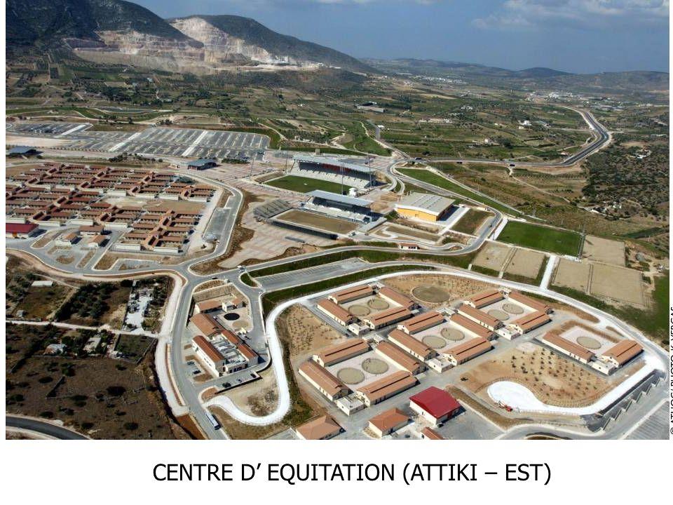 CENTRE D EQUITATION (ATTIKI – EST)