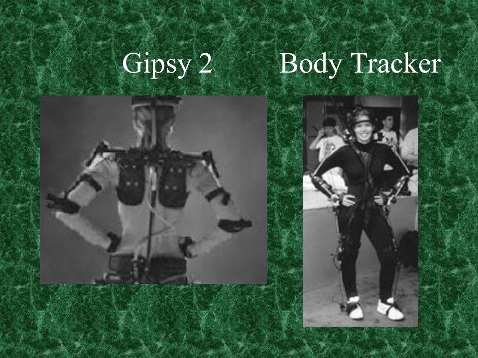 Gipsy 2 Body Tracker