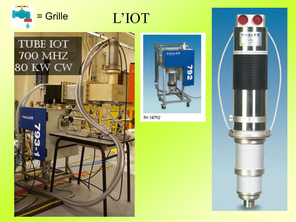 LIOT = Grille