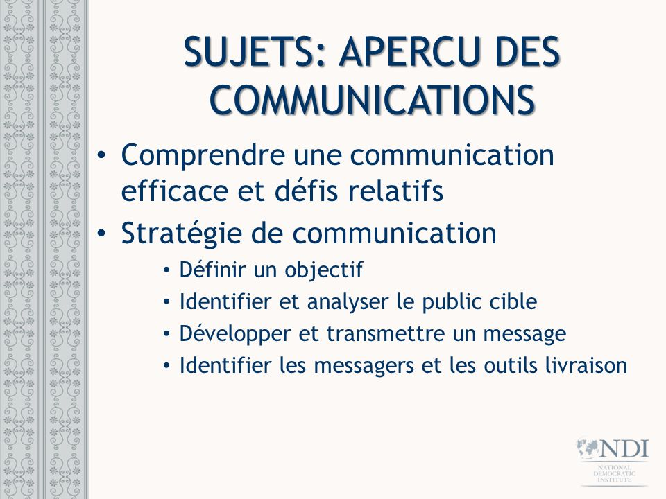 TERMES CLES Communication Message Autres termes? Photo: Shiho Fukada for the New York Times
