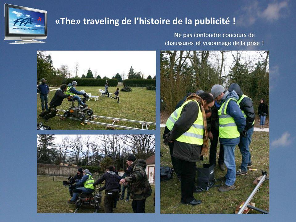 «The» traveling de lhistoire de la publicité .