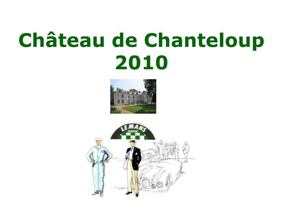 Château de Chanteloup 2010