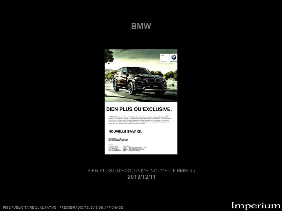 BMW BIEN PLUS QUEXCLUSIVE.