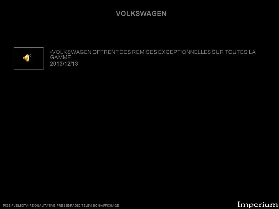 OPEL SE DISTINGUER EST UN ART 2013/12/10 PIGE PUBLICITAIRE QUALITATIVE PRESSE/RADIO/TELEVISION/AFFICHAGE