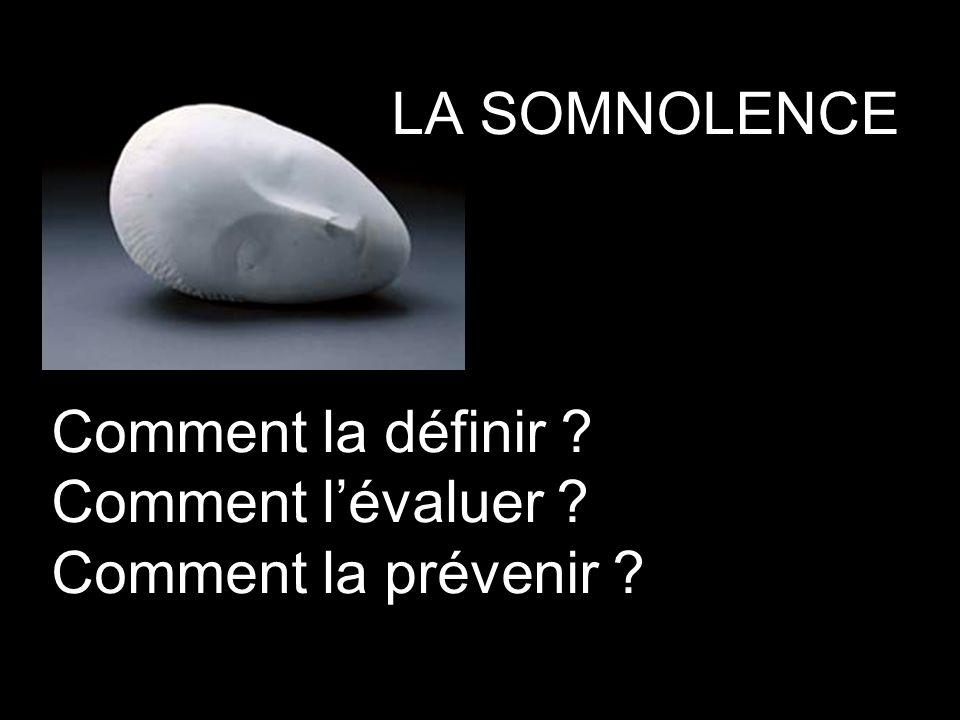 http://www.somnolence.be AU VOLANT, TU DORS … TES MORT !