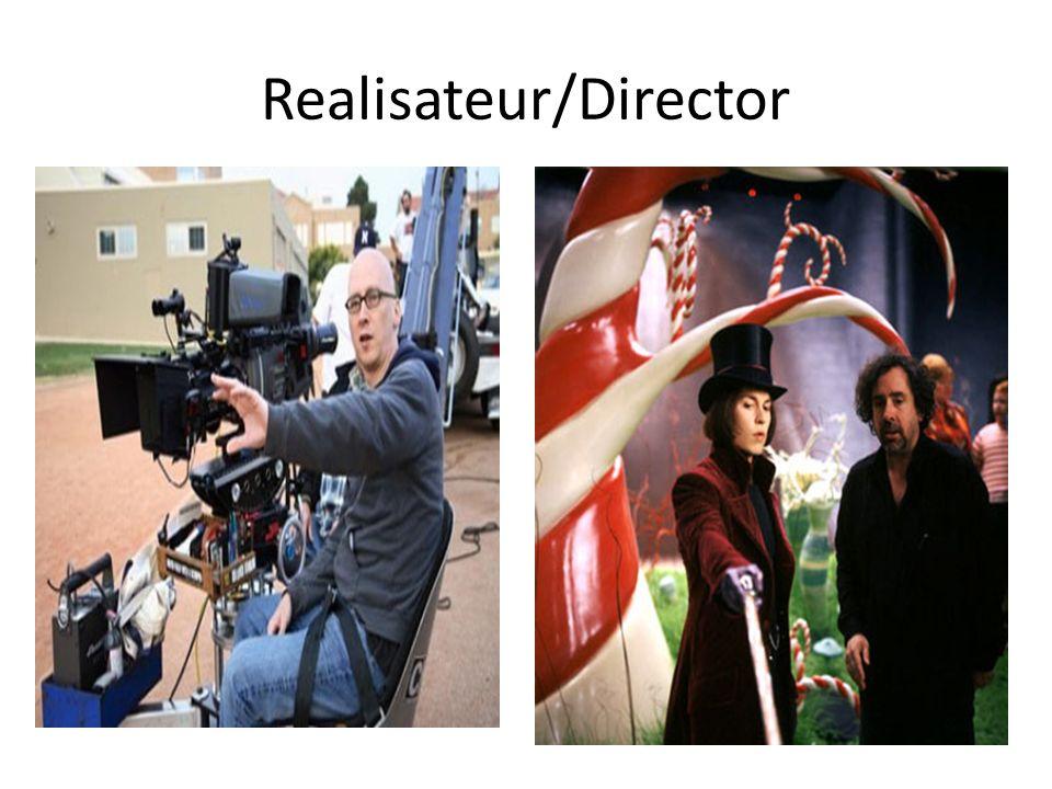 Realisateur/Director
